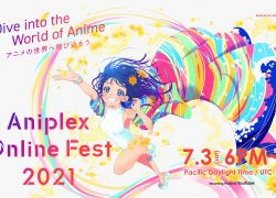 Aniplex Online Fest 2021 Announces Hosts, Special Guests, and Additional Programming